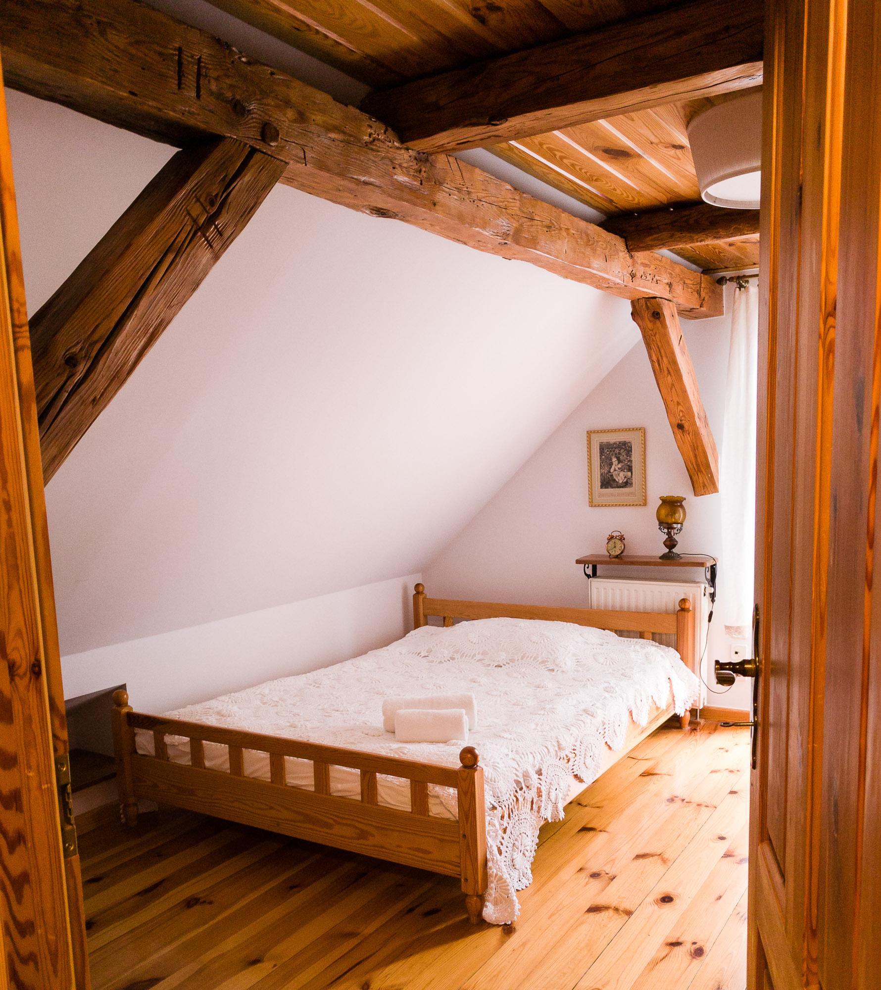 Sypialnia I W Starym Dworku